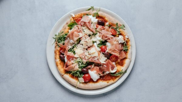 blu beach pizza parma